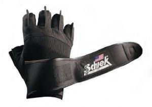 Schiek 540 Platinum Series Lifting Glove with wrap
